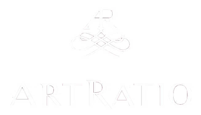 ArtRatio transparent logo