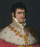 Spanish King Fernando VII