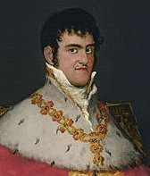Spanish King Fernando VII