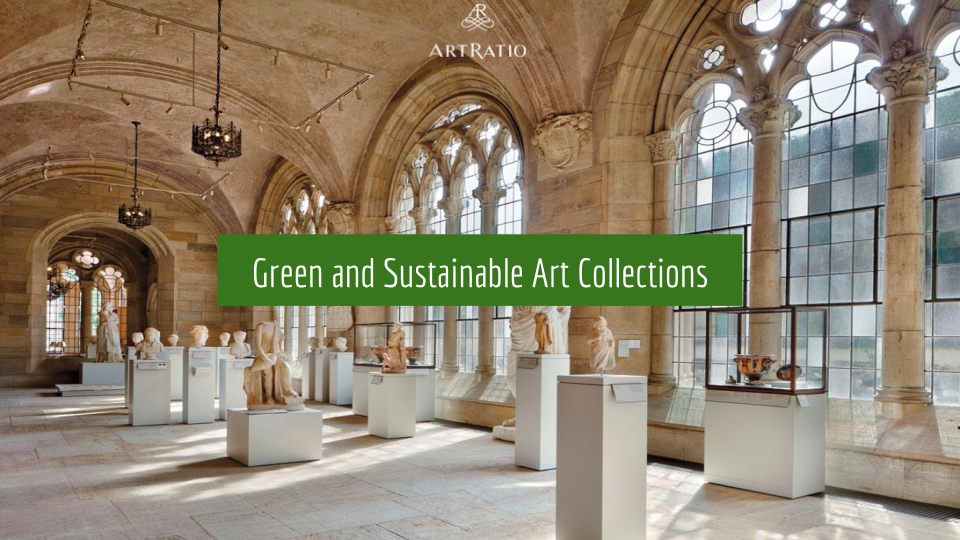 Green and Sustainable Art Collections