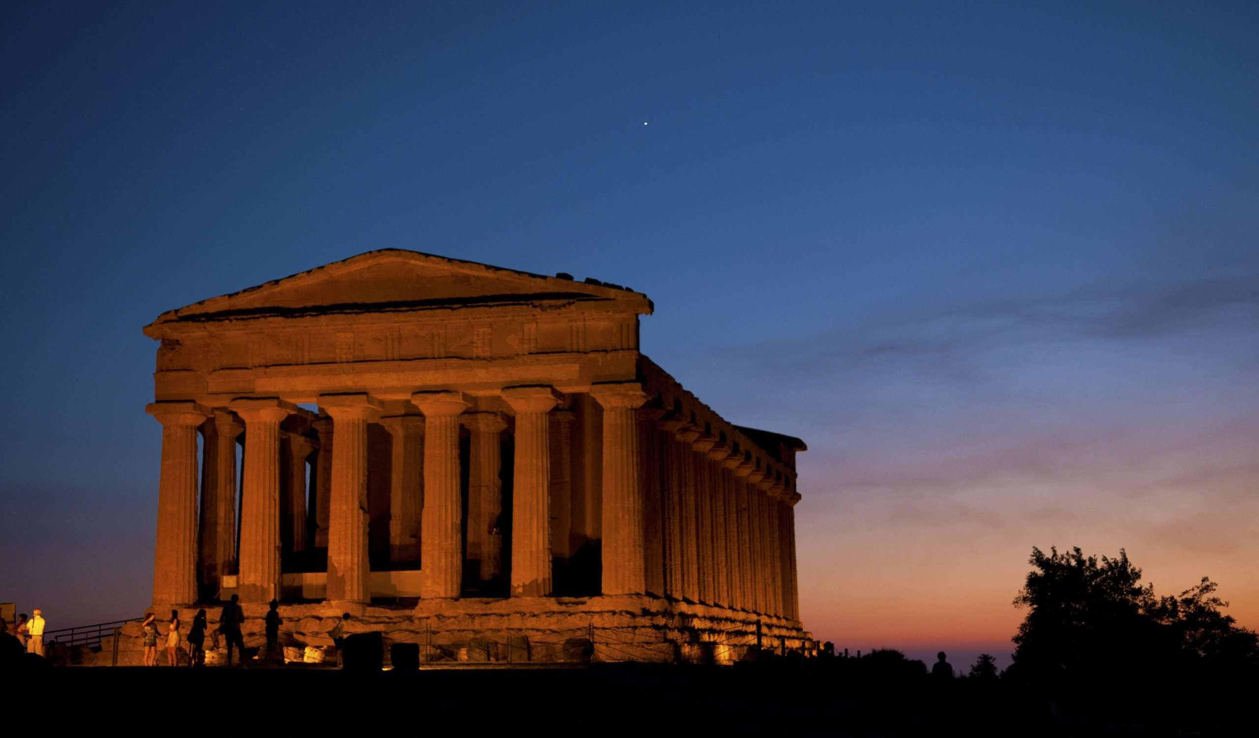 Valley of the Temples, Sicily. Image: Wikimedia Commons