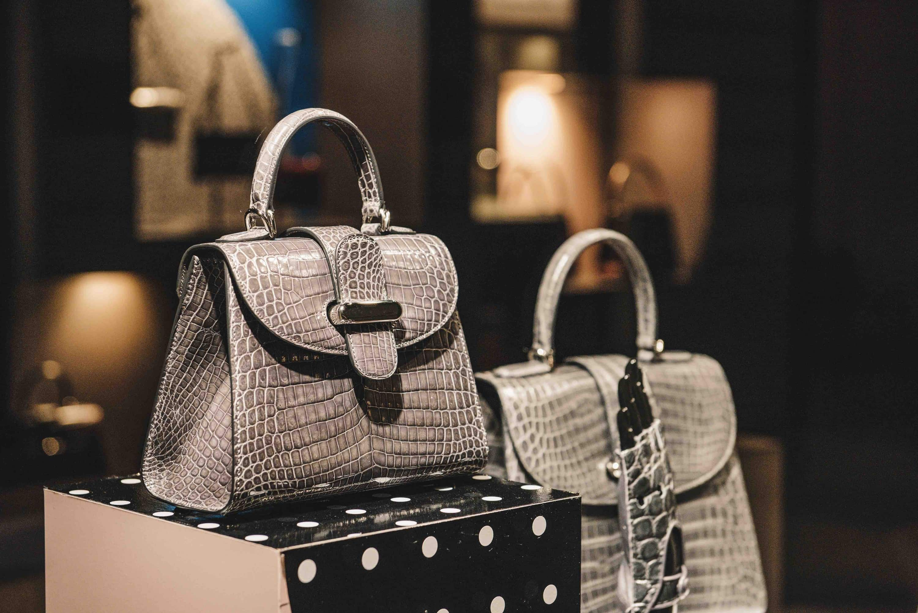 Luxury Retail Handbags