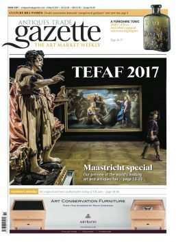 ATG Front Cover ArtRatio with TEFAF 2017
